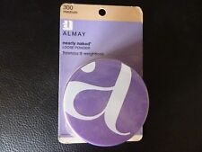 Almay Nearly Naked Loose Powder - MEDIUM  #300 - New / Sealed Package
