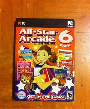 All-Star Arcade 6 Pack (PC Games Window 2009)