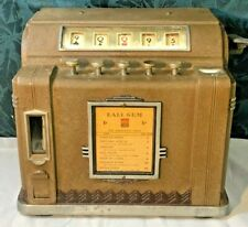 1930's 1c 'BALL GUM' Trade Stimulator 'Rockola Product  HD 211'