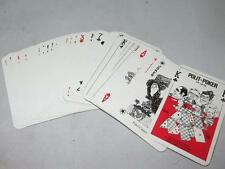 COLLECTABLE PACK OF PLAYING CARDS Polit-Poker 4th Edition BUBEC Lutz Backes MINT