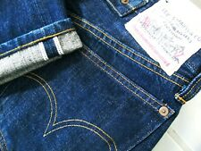 *HOT 1920 VINTAGE LVC Men LEVI'S 201 BLUE LINE 555 DARK Jeans 32 x29 (Fit 29x29)