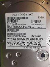 1 TB HITACHI hds721010kla330 sep-08 MLC: ba2720 | P/N: 0a37239 | HARD DISK