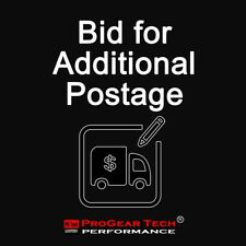 Additional Postage Service for auprogear