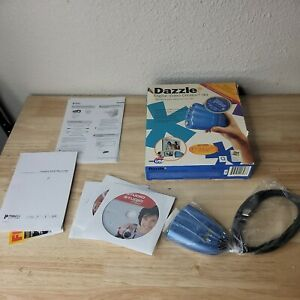 Dazzle Digital Video Creator DVC-90 Video Capture Device and Movie Maker NEW
