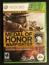 Medal of Honor Warfighter Xbox 360 Brand New Factory Sealed NIB Complete