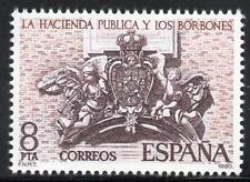 Réforme des Finances Espagne MNH 1980 SG2619