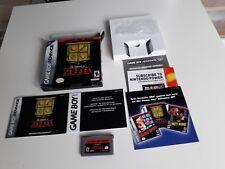 The Legend of Zelda NES Classic Nintendo Game Boy Advance neuf dans sa boîte!!!