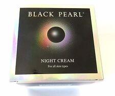 50 ml 1.7 Oz BLACK PEARL NOURISHING NIGHT CREAM DEAD SEA MINERALS SEA OF SPA
