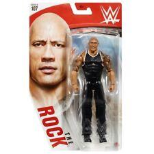 WWE WRESTLING FIGURE MATTEL THE ROCK #107 BOXED BRAND NEW