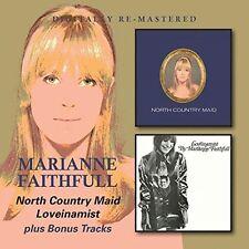 Marianne Faithfull - North Country Maid/Loveinamist [New CD] UK - Import