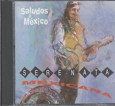 Serenata Mexicana saludos a mexico Cd