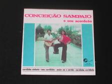 45 tours EP / José SAMPAIO / Conceiçao SAMPAIO