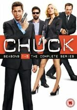 Chuck The Complete Seasons 1-5 5051892117159 DVD Region 2