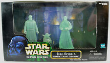 Star Wars POTF2 Jedi Spirits Diorama Box Set   MIB/ NEW