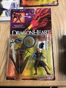 1995 Kenner Hasbro Dragon Heart Brave Knight Bowen New Unopened