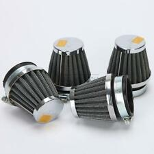 4pcs Motorcycle 39mm Air Intake Cold Filter Cleaner for Cafe Racer Honda Quad