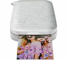 HP Sprocket 200 Instant Mobile Photo Printer - Pearl