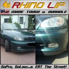 RhinoLip® Fits Daewoo: Lanos T100 Kalos Gentra Aveo G3 +Flexible Rubber Chin Lip