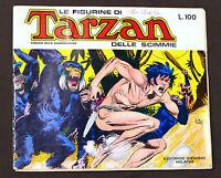Album Le Figurine di Tarzan delle scimmie - ed. Cenisio 1973