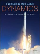 Engineering Mechanics: Dynamics  by J L meriam (Int Ed.)