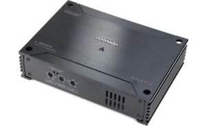 Kenwood Excelon X502-1 x Serices Mono Subwoofer Amplifier - 500W RMS @ 2 ohms
