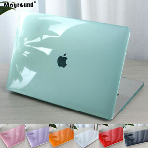 Hard Case Cover Crystal Shell for Macbook Air Pro 13.3 16 12 Retina 15.4 Laptop