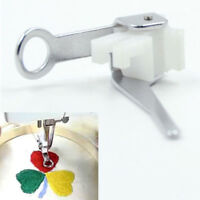 AM_ EE_ AM_ EG_ Embroidery Darning Foot Presser Sew Machines for  Singer