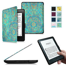 "Slim Shell Case Cover For Amazon Kindle E-reader 8th Gen 6"" Display 2016 Wake/Sl"
