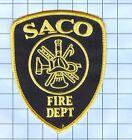 Fire Patch -Saco