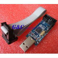 1/2/5PCS USB ISP USBASP Programmer for ATMEL 51 AVR Programmer M80