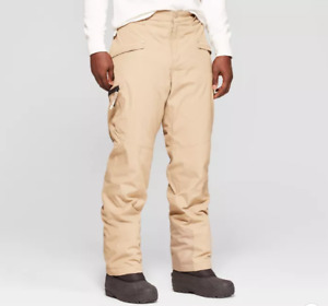 Men's Champion C9 Winter Snow Pants - Khaki - XXL - NEW