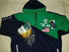 Polo Sport Ralph Lauren Stadium USA CP-93 RLX Sailing Regatta Sweatshirt Hoodie