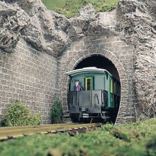 G Scale LGB Comparable Single Track Tunnel Portals X 2 by Busch