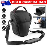 DSLR SLR Camera Bag Carry Case For Canon EOS 60D 70D 77D 80D 90D 1300D 200D 800D
