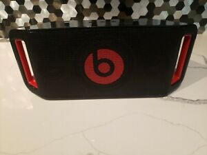 Beats by Dr. Dre Beatbox Portable Bluetooth Speaker NFC Bluetooth USB Black Red
