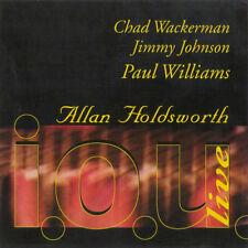 Allan Holdsworth – I. O. U. Live