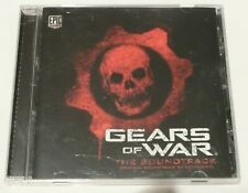 Gears Of War The Original Soundtrack (Rare 2007 CD) Kevin Riepl XBOX360