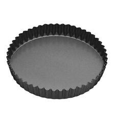 Mastercraft 23cm Non-Stick Bakeware Pan Quiche Flan/Pie/Tart w/ Removable Base