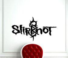 Slipknot Logo Wall Decal Rock Metal Music Vinyl Sticker Art Decor Mural 238s