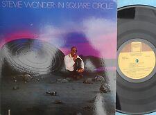 Stevie Wonder ORIG US LP In square circle EX '85 Motown Soul Funks soul R&B