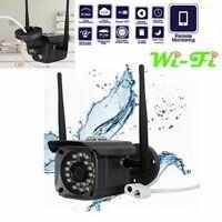 Waterproof Wireless WIFI 720P P2P CCTV IP Camera Outdoor Security Night Vision