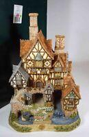 David Winter Cottages: Quindene Manor, Premier Edition