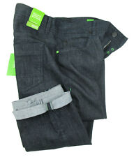 BOSS Green Jeans DEAM in 33/34 (regular fit) blu scuro slavati ELASTICIZZATO
