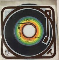 "LOS SOLITARIOS -HOY / NO DEBES LLORAR- 1972 MEXICAN 7"" SINGLE CS GRUPERO"