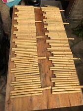 Bamboo Border Edge Roll X 6