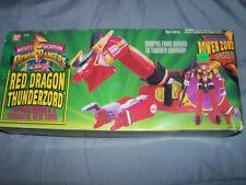 2225 NIB 1994 Mighty Morphin Power Rangers Red Dragon Thunderzord .