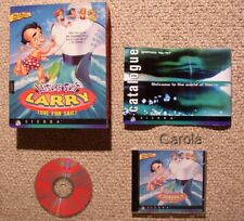 Leisure Suit Larry Love for Sale in Box - PC Adventure Game