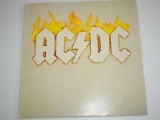 AC/DC * VINYL 45 RPM 12 INCH RECORD * COLD HEARTED MAN * ONE TRACK ONLY * 1981