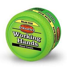 O'Keeffe's Working Hands Hand Cream 193g Jar Dry Cracked Skin Care Moisturiser