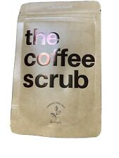 The Coffee Scrub - Coconut - Organic Feelings LA 100% Natural Recipe